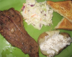 For Recipe Click Here - Best Dead Cow Marinade