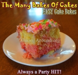 For Recipe Click Here - Many bakes of Cakes