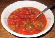 For Recipe Click Here - Tay's Easy Chillin Chili