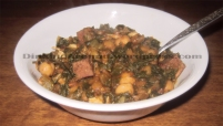 For Recipe Click Here - Popeye the Sailor Man's Soup (Spinach Soup)