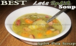 For Recipe Click Here - Lets Split! Soup (Split Pea Soup)
