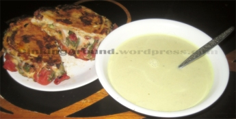 For Recipe Click Here - Tay's Tickle Your Pickle Soup (Smooth and Creamy Dill Soup)