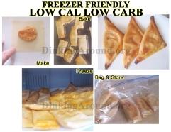 For Recipe Click Here - Freezer Friendly Wonton Wraps