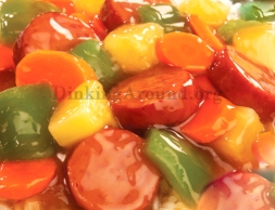For Recipe Click Here - Pucker Up Spicy Kielbasa (Sweet and Sour Kielbasa) /a>