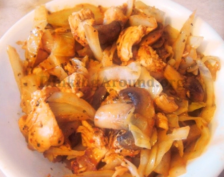 For Recipe Click Here - Italiano Chicken Low Carb-O