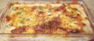 For Recipe Click Here - Alfredo Lasagna