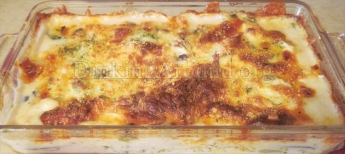 For Recipe Click Here - Alfredo Lasagna