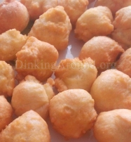 For Recipe Click Here - Fried Bread Balls