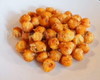 For Recipe Click Here - Chick-A-Peas (Seasoned Chickpea Snack)