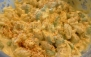 For Recipe Click Here - Dat Poos-ta's the DEVIL! (Deviled Egg Pasta Salad)