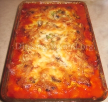 For Recipe Click Here - Good Ol' Lasagna