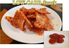 For Recipe Click Here - Chipperonis (Pepperoni Chips)