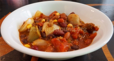 For Recipe Click Here - Cinco De MY OH, YUM! Chili (Taco Chili)