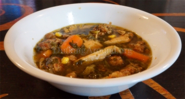 For Recipe Click Here - Fantastica Zuppa! (Italian Soup)