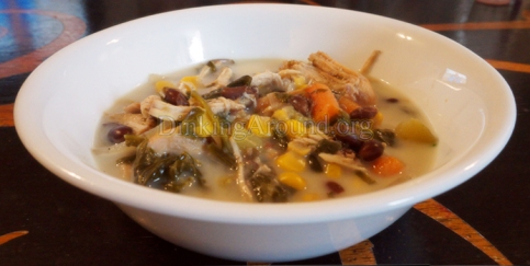 For Recipe Click Here - Rancheria Soup For Me-ah (Chicken Ranch Soup)