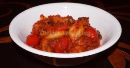 For Recipe Click Here - Easy Capresey (Pesto Caprese Pasta)