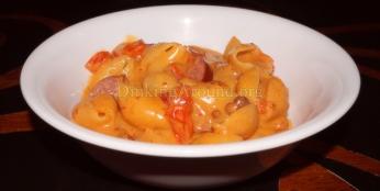 For Recipe Click Here - Chillin Mac-A-Cheesin (Chili Mac N Cheese)
