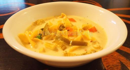 For Recipe Click Here - Tay's Jah-La-Peno Soup (Jalapeno Soup)