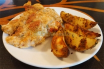 For Recipe Click Here - Baked Tuscan Chicken