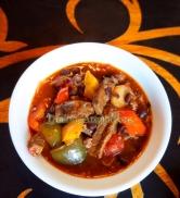 For Recipe Click Here - Chickity China the Chinese Chili (Chinese Chili)