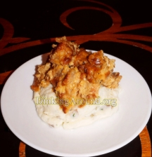 For Recipe Click Here - Country Fried Cow and Mashed Taters