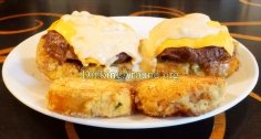 Fried Green Tomato Burgers https://dinkingaround.wordpress.com/2014/09/20/fry-those-tomaters-fried-green-tomatoes/