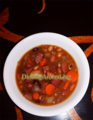 For Recipe Click Here - The One Upper Bean Soup… Your 15 plus 1! (16 Bean Soup)