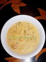 For Recipe Click Here - Cheesin Brocks in a Bowl (Cheesy Broccoli Soup)