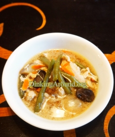 For Recipe Click Here - CluckTastic Bean Soup (Chicken and Green Bean Soup)