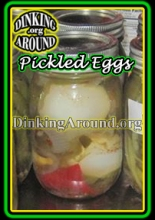 For Recipe Click Here - Tays Pickled Eggs