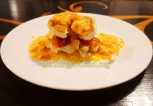 For Recipe Click Here - The Smoothered Biscuit (Egg and Bacon Biscuit with TOMATO GRAVY)