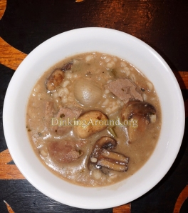 For Recipe Click Here - Moo Shroom N Barley Soup