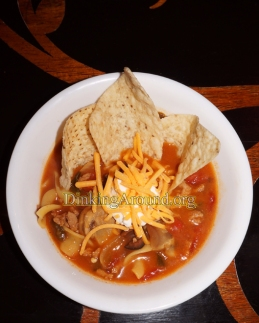 For Recipe Click Here - Loaded Nacho Supreme Soup