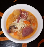 For Recipe Click Here - Reuben Soup