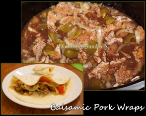 Balsamic Pork