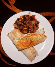 For Recipe Click Here - Black Bean Salad Tacos
