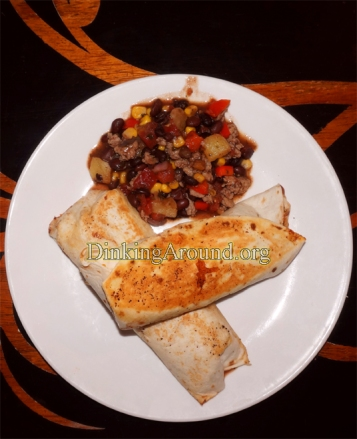 For Recipe Click Here - Black Bean Salad Tacos