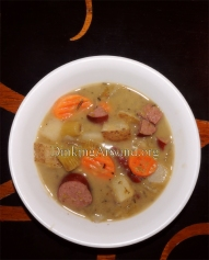For Recipe Click Here - Coconut Mint Split Pea Soup