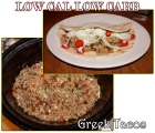 For Recipe Click Here - Tákos ti̱s Athí̱nas (Greek Tacos)