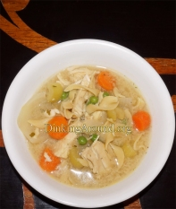For Recipe Click Here - Lemon Peppered Chick Soup