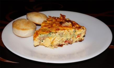 For Recipe Click Here - Southwestern Frittata