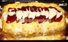 For Recipe Click Here - Thanksgiving MeatLoaf