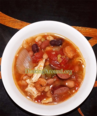 For Recipe Click Here - Cajun 16 Bean Soup