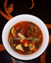 For Recipe Click Here - Mexican Minestrone