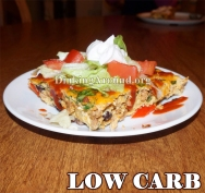 For Recipe Click Here - Low Carb Taco Cass.
