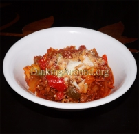 For Recipe Click Here -White Bear's Karate Chop Suey (American Chop Suey)