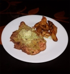 For Recipe Click Here - Pork w Avocado Sauce