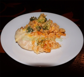 For Recipe Click Here - Cheesy Rice and Broccoli with Chicken