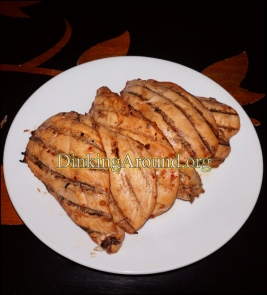 For Recipe Click Here - Coconut Balsamic & Soy Marinade