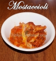 For Recipe Click Here - Mostaccioli Pasta